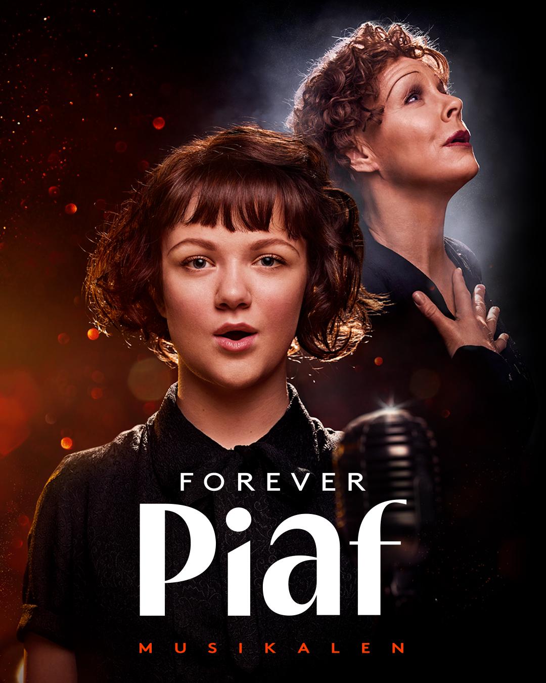 Forever Piaf Gota Lejon Hotellpaket Med Biljetter Nojesresor Se